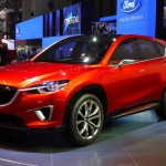 Fuel Efficiency and Beauty: Mazda CX-5
