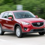 Mazda Allows Additional Navigation T Any CX-5s Anytime