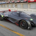 Hear the Passing of Mazda Furai from its Concept Designer